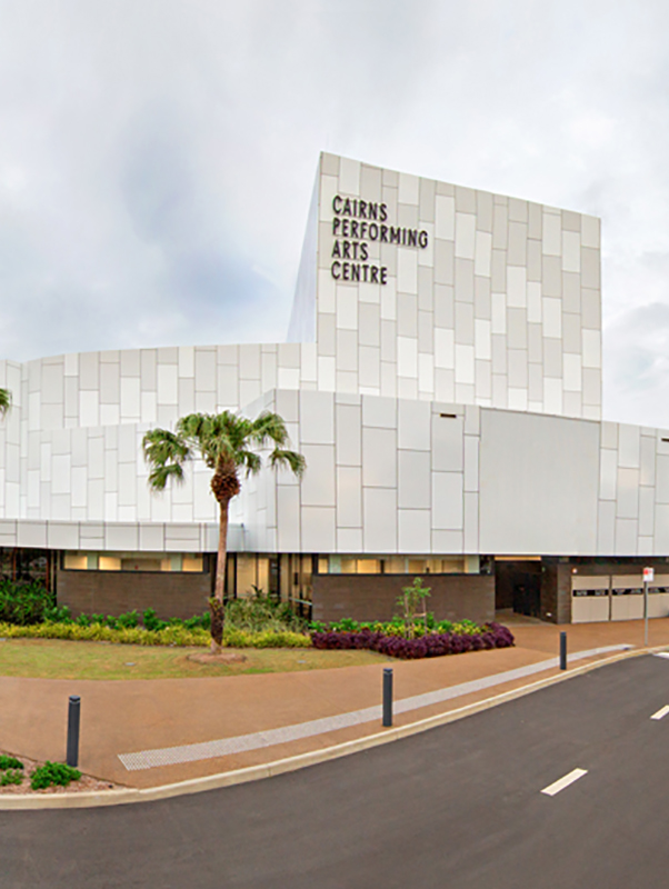Cairns Performing Arts Building